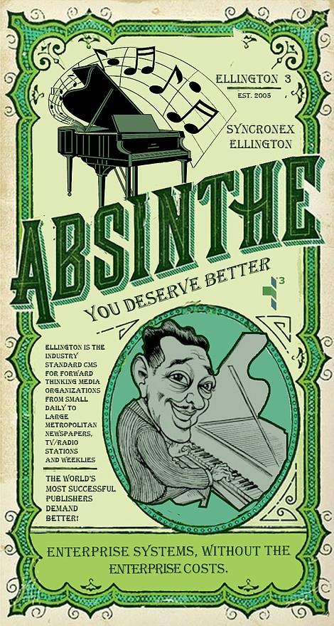 Ellington 3 Absinthe