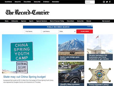 Nevada News Group