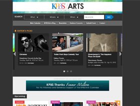 KPBS Arts & Entertainment