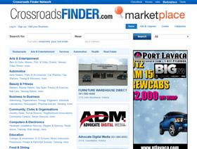 Crossroads Finder: Victoria Texas Marketplace