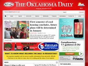 The Oklahoma Daily