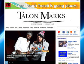 Talon Marks